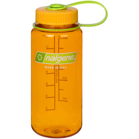 Nalgene Everyday Wide Neck Drinking Bottle 500ml clementine